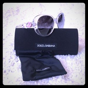 Dolce & Gabbana Flower sunglasses